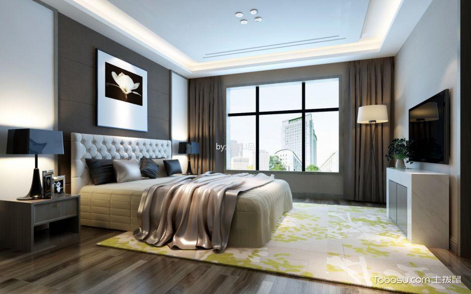 现代风格一抹薰衣草香的风格居室