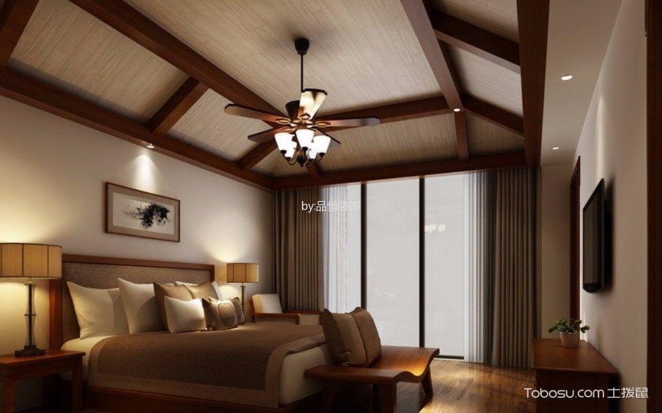 云亩天朗4层500平新中式风格装修效果图