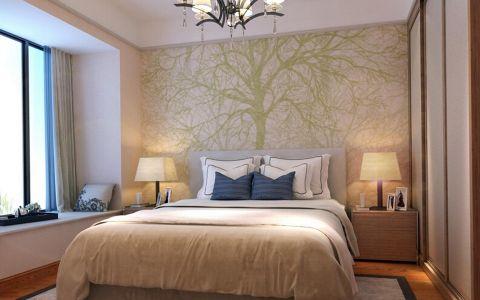 卧室田园风格装饰设计图片