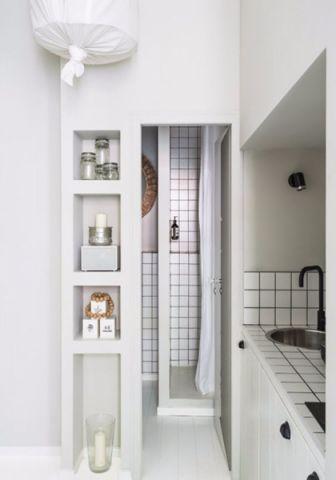 厨房门厅中式风格装修效果图