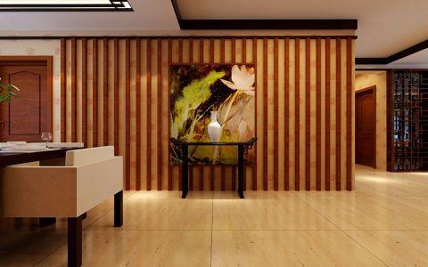 餐厅照片墙中式风格装潢设计图片