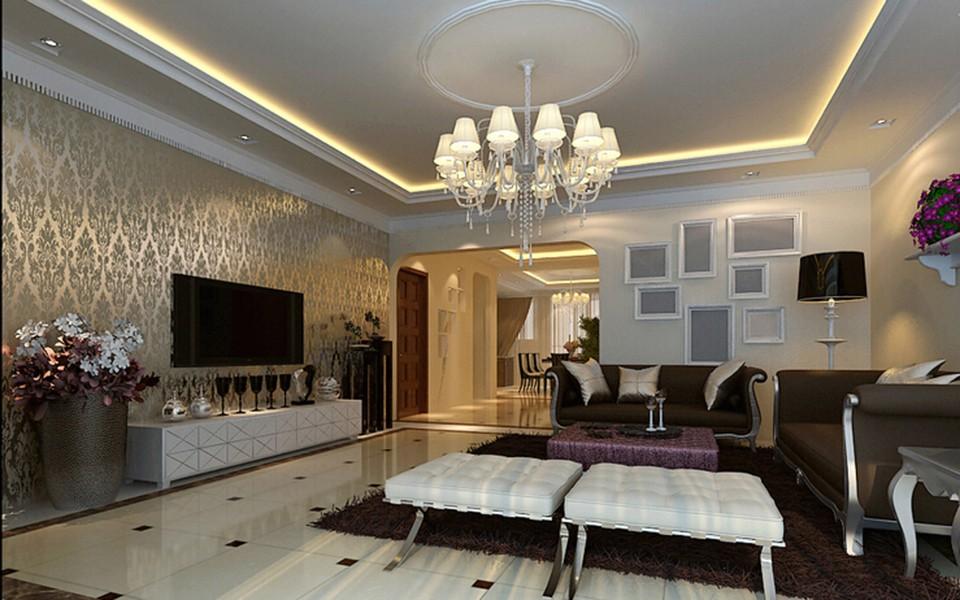 4室2卫2厅150平米现代风格