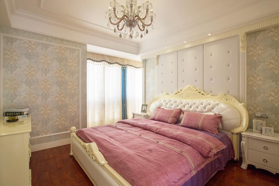 3室2卫2厅135平米欧式风格