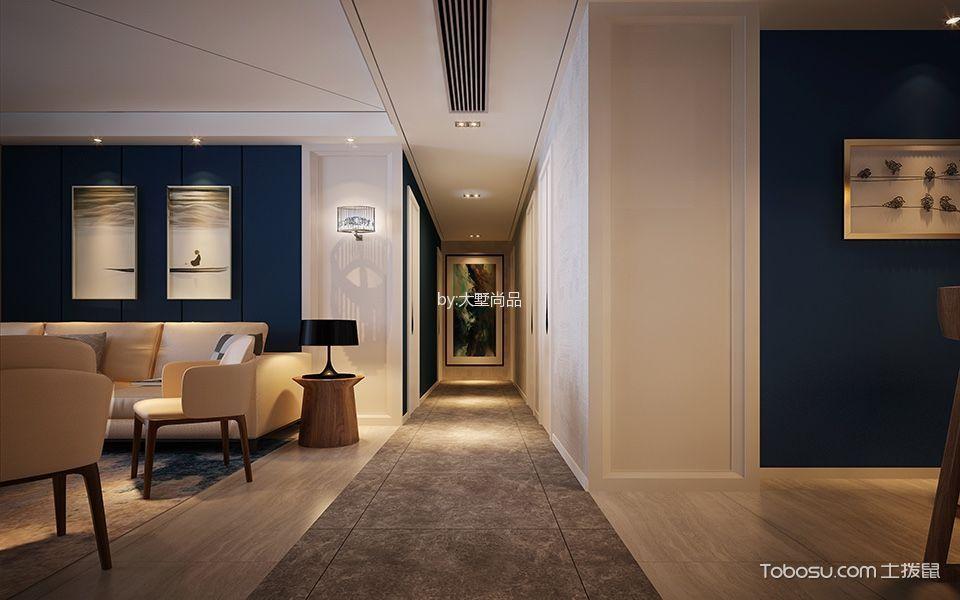 南通星光耀广场160平米现代简约风格效果图