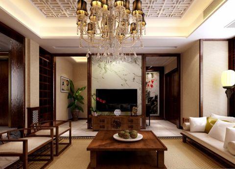 维也纳森林别墅400平美式古典装修效果图