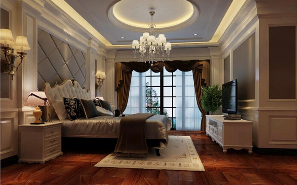 4室2卫2厅900平米新古典风格