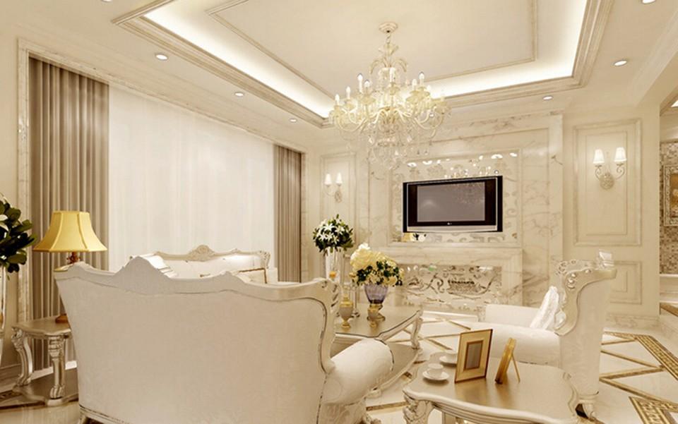 5室3卫3厅320平米新古典风格