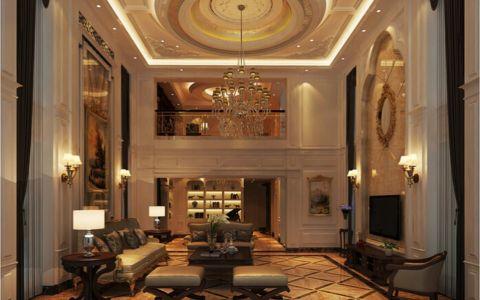 乐湾国际别墅法式新古典900平米