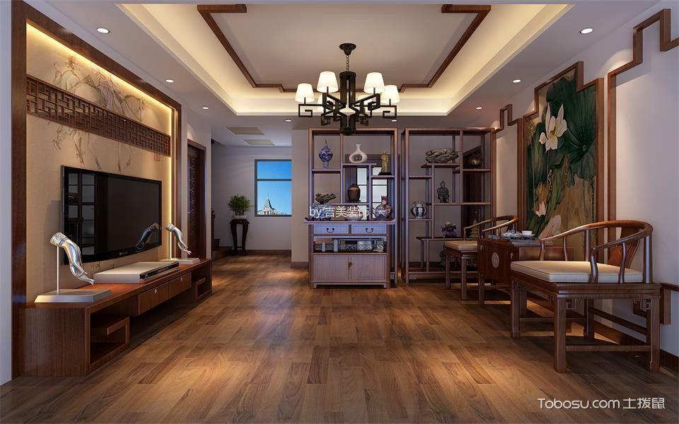 上海石岛路自建别墅混搭风格装修效果图