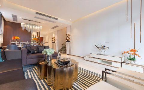 2020現代簡約150平米效果圖 2020現代簡約公寓裝修設計
