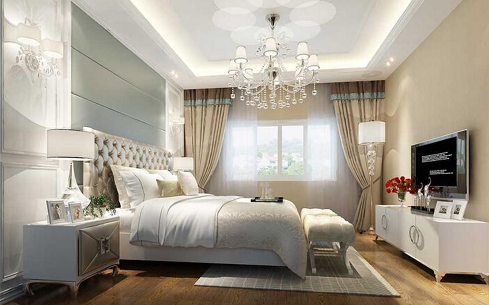 6室3卫3厅280平米北欧风格
