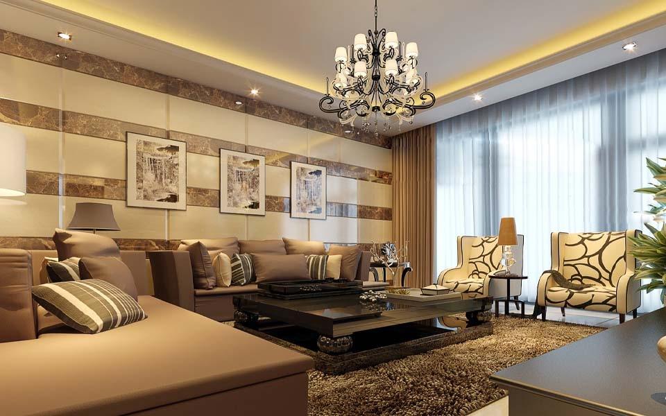 2室1卫2厅141平米新中式风格