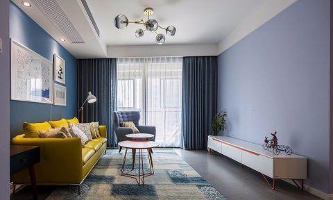 2020混搭100平米图片 2020混搭三居室装修设计图片