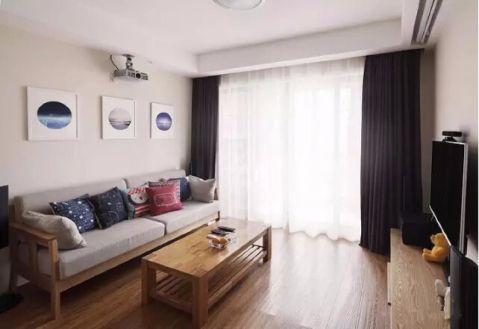 2020北欧60平米装修效果图片 2020北欧一居室装饰设计