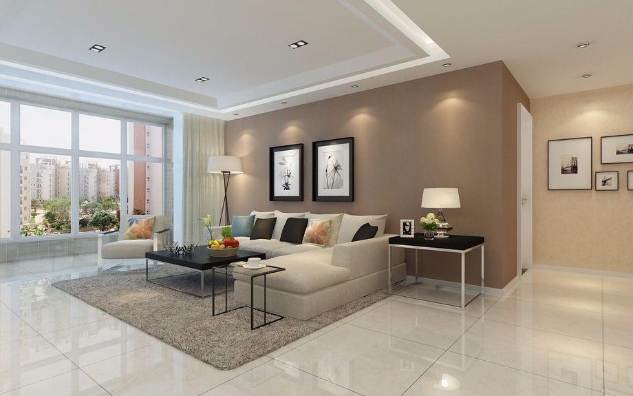 3室2卫1厅145平米现代简约风格