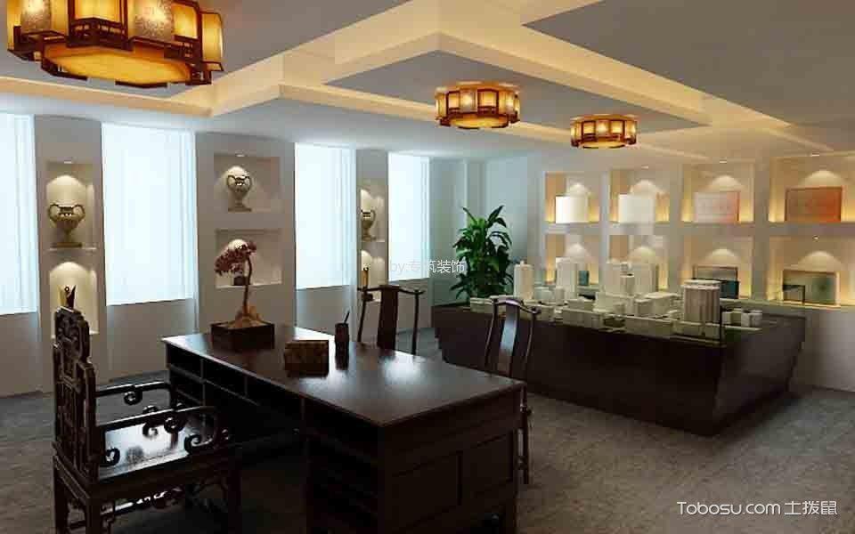 荣誉展厅办公室灯具装修设计图片