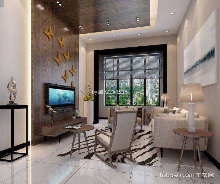 现代风格250平米复式新房装修效果图