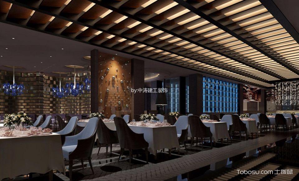 和平区西餐厅大厅吊顶设计图片
