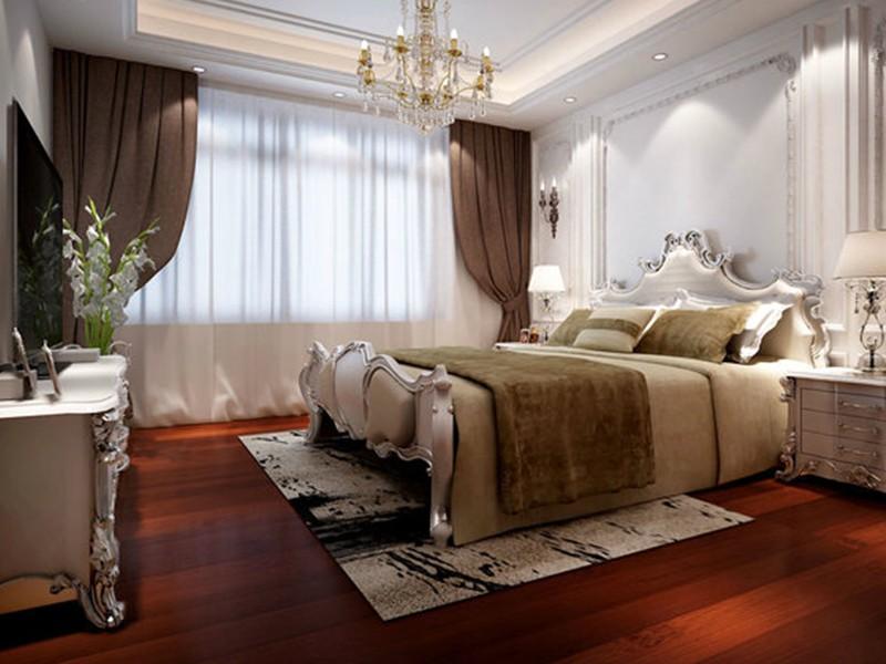 3室2卫2厅87平米简欧风格