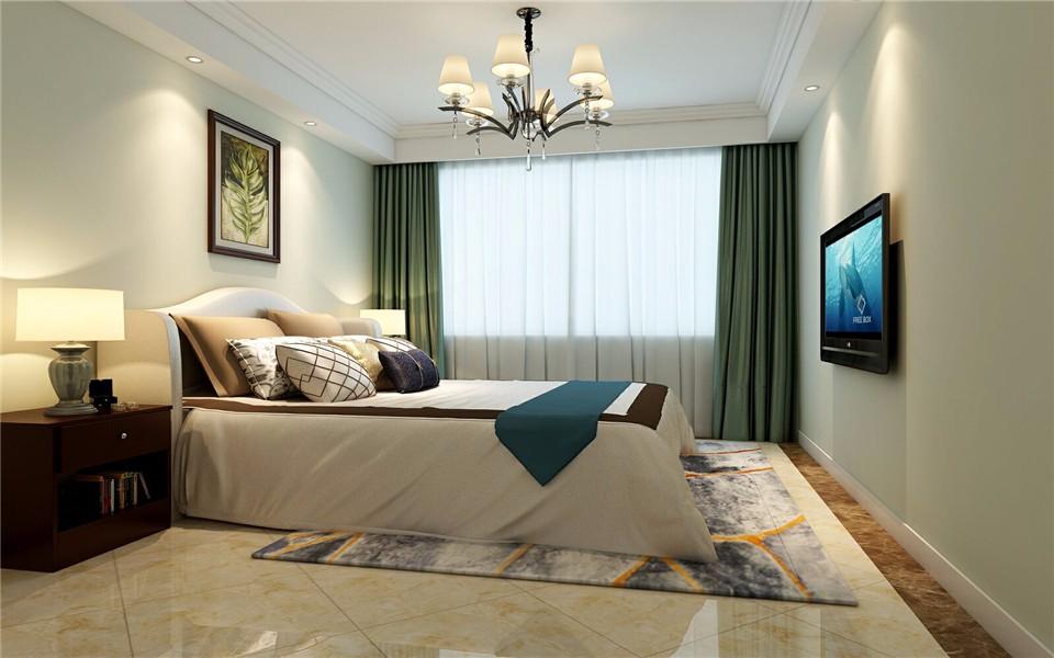 1室1卫2厅现代简约风格