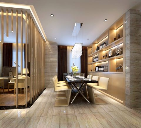 2020后现代150平米效果图 2020后现代套房设计图片