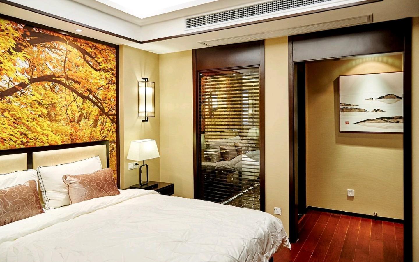 5室3卫2厅350平米中式风格