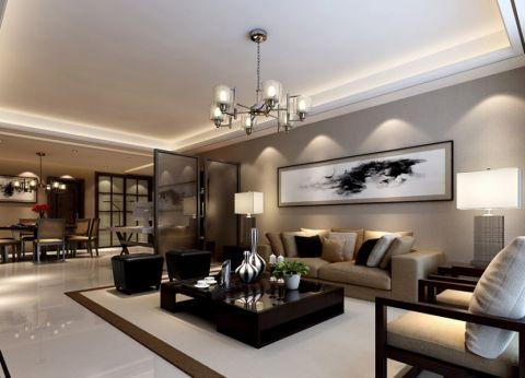 2021混搭150平米效果图 2021混搭三居室装修设计图片
