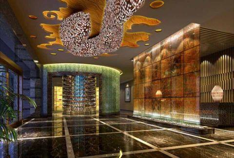 和平区主题酒店工装装修效果图