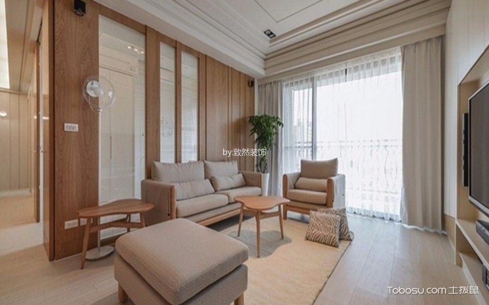 广州嘉裕公馆日式风格装修效果图