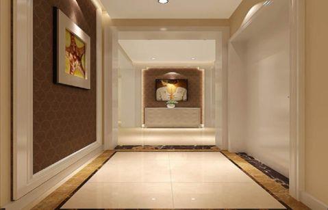 玄关门厅简约风格装修效果图