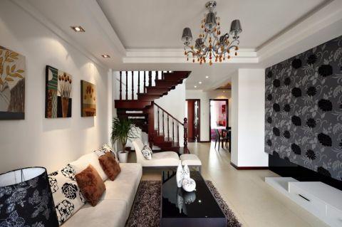2020現代120平米裝修效果圖片 2020現代三居室裝修設計圖片
