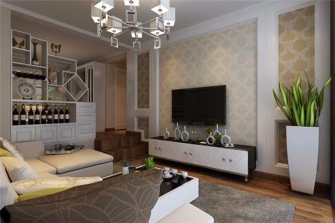 2020現代簡約70平米裝修效果圖大全 2020現代簡約二居室裝修設計