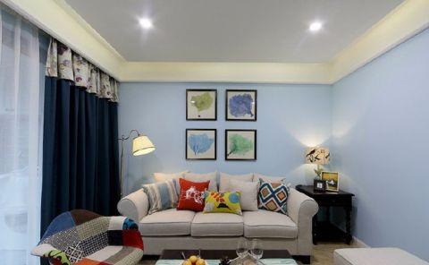 2020現代110平米裝修圖片 2020現代二居室裝修設計
