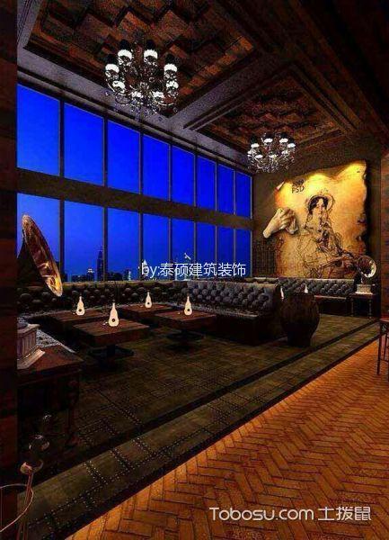 爵士酒吧吊顶装饰效果图欣赏