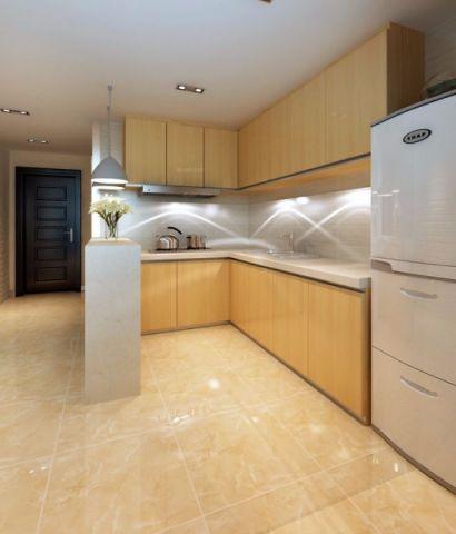 厨房隔断现代风格装修图片