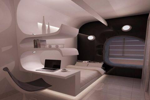 卧室背景墙经典风格装潢设计图片