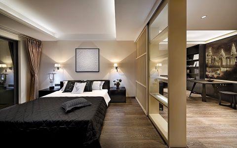 卧室吧台简约风格装饰图片