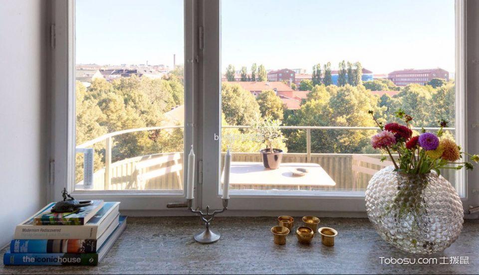 城市天地现代简约单身公寓装修效果图