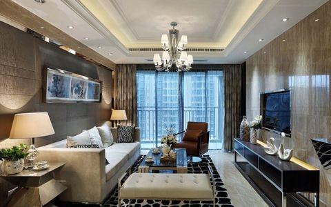 津南新城89平两室温馨现代住宅