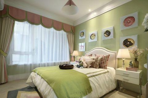 创意彩色10平米卧室装修