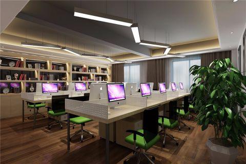 安徽慧之旅科技有限公司办公室装修效果图