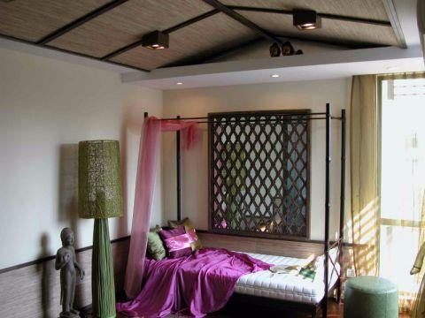 2020东南亚110平米装修设计 2020东南亚三居室装修设计图片