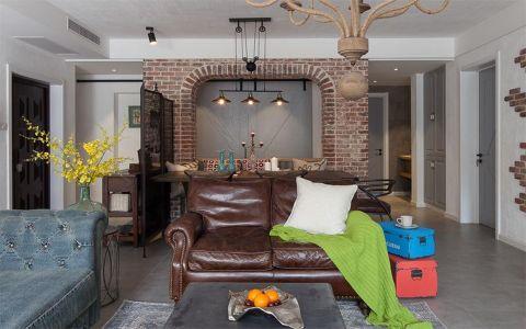 2020后现代100平米图片 2020后现代三居室装修设计图片