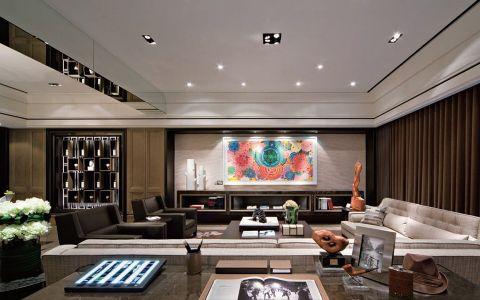 庭院深深三房现代简约装修效果图