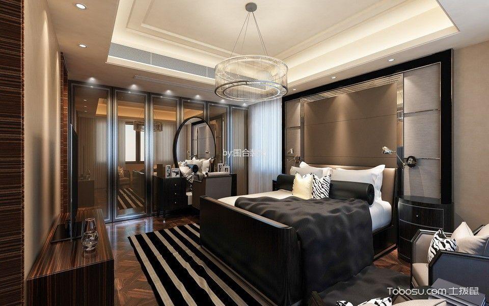 2021简中120平米装修效果图片 2021简中二居室装修设计