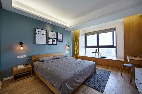 2021现代简约100平米图片 2021现代简约公寓装修设计