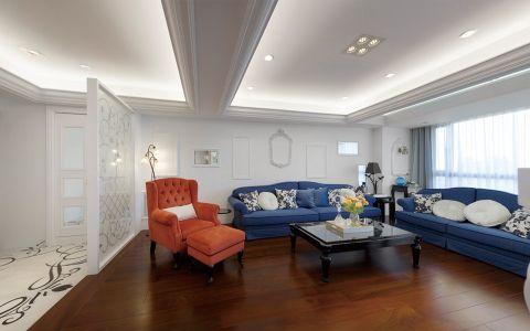 天隽峰法式风格公寓效果图
