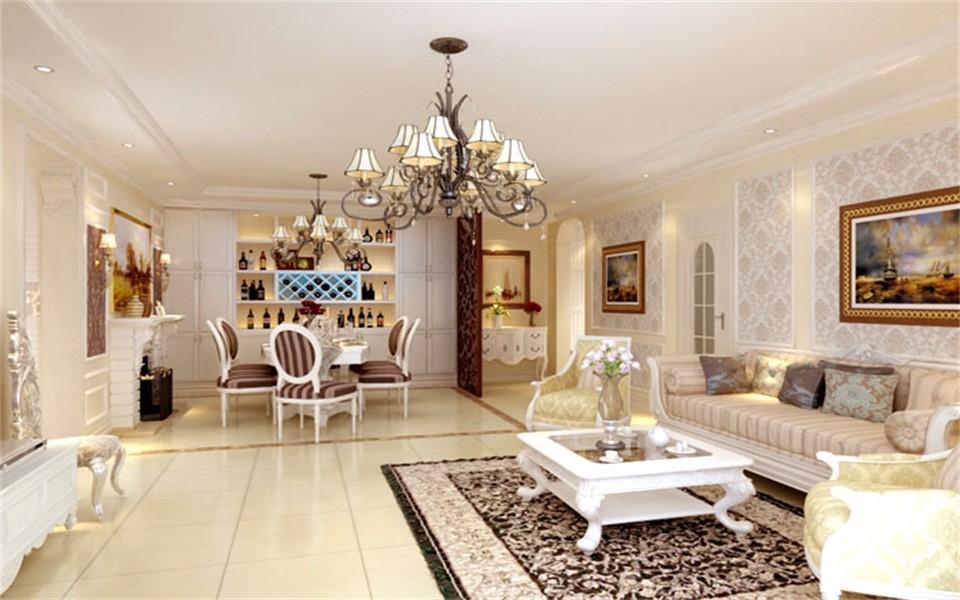 2室1卫2厅150平米现代简约风格