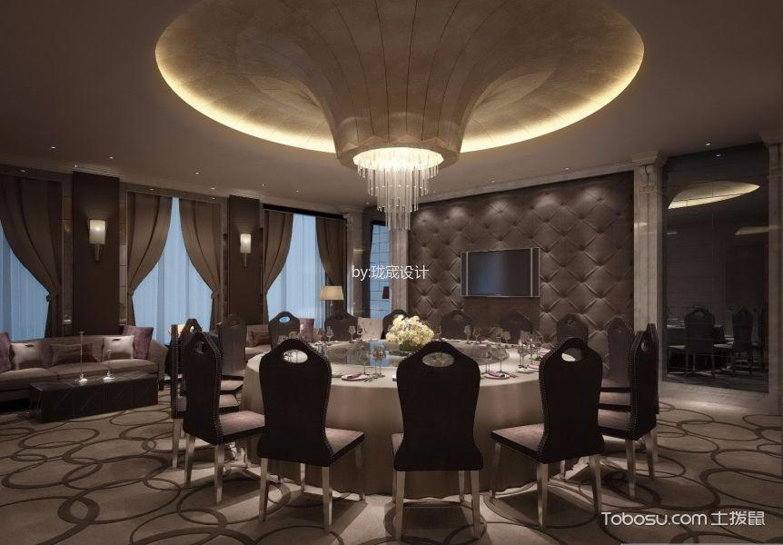 安徽巢湖商业酒店工装装修效果图