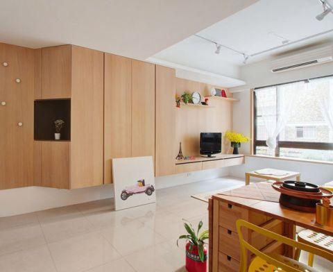 英伦大道旧房改造现代简约风格效果图